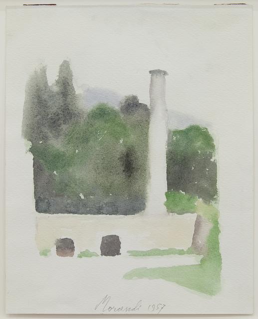 , 'Paesaggio (Levico),' 1957, Galerie Karsten Greve