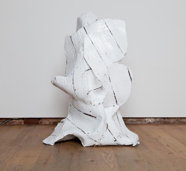 Johannes VanDerBeek, 'Floor #6 (Ancestor)', 2011, Feuer/Mesler