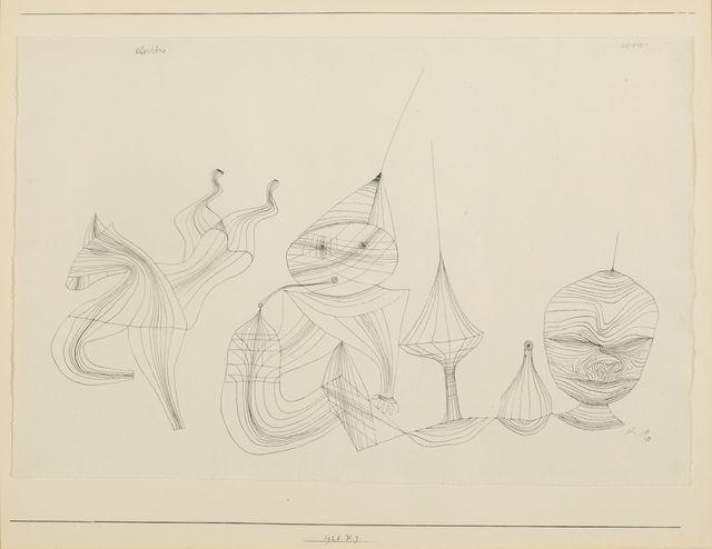 , 'Obertöne,' 1928, Artur Ramon Art