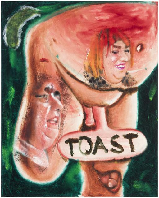 Jukka Korkeila, 'Toast it', 2017-2018, Helsinki Contemporary