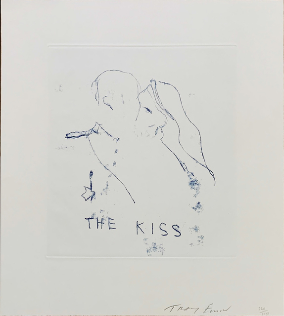 Tracey Emin, 'The Kiss (2011)', 2011, Jewel Goodby Contemporary