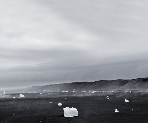 , 'Luminous Icescape No.14 ,' 2013, DELAHUNTY