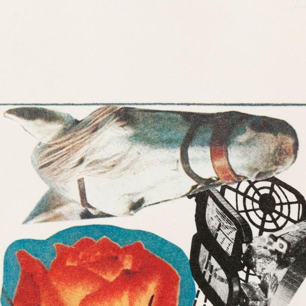 "Robert Rauschenberg, '""Christmas"" Litho', 1977, Print, Color offset lithograph, Caviar20"