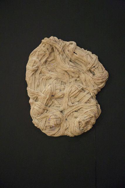 , 'Spaghetti Mask ,' 2012, Nils Stærk