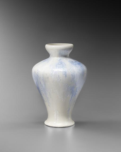 , 'Crystalline Glaze Vase,' 1910, Galerie Didier Luttenbacher