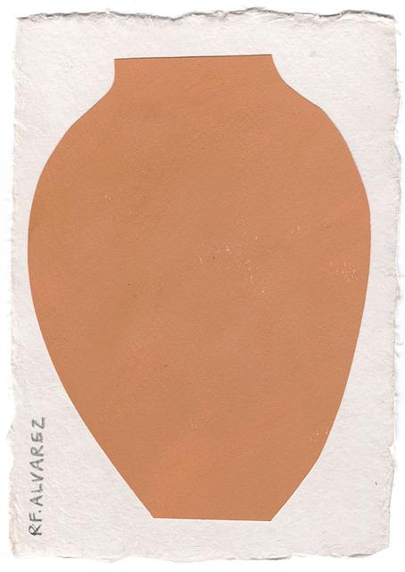 RF Alvarez, 'Red Vase', 2019, Uprise Art