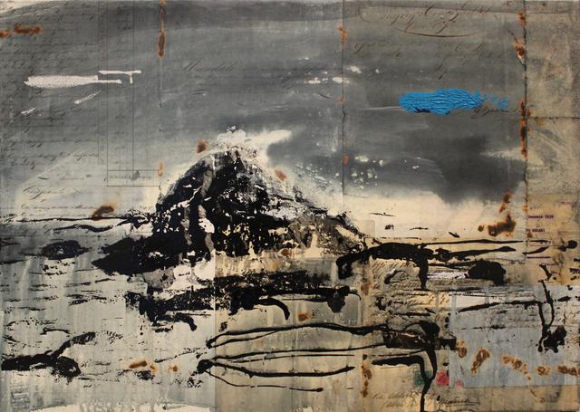 , 'La nuvola e le comete,' 2018, Galleria Punto Sull'Arte