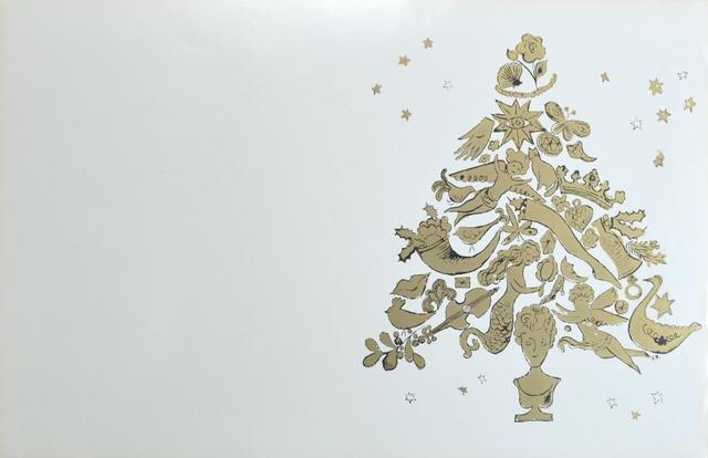 Andy Warhol, 'Christmas Tree', ca. 1957, Long-Sharp Gallery