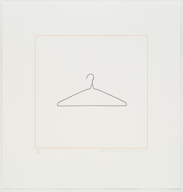 , 'Coathanger,' 2015, Alan Cristea Gallery