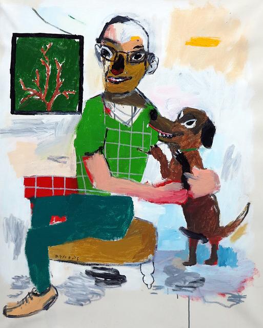 , 'Un perro ideal,' 2018, Galerie Heike Strelow