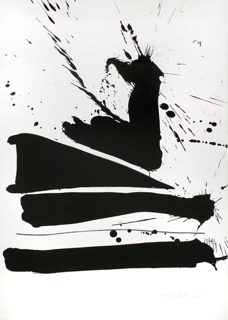 , 'Automatism B,' 1966, Eckert Fine Art