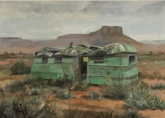 , 'Trailer,' 2018, Modern West Fine Art