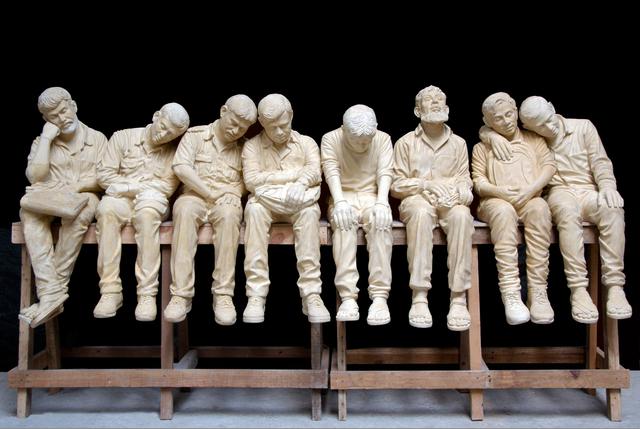 , ' Syzygy,' 2014, Galerie Daniel Templon