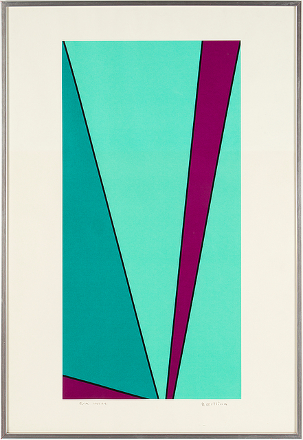 Olle Baertling, 'XAU', 1967, Galerie Nordenhake