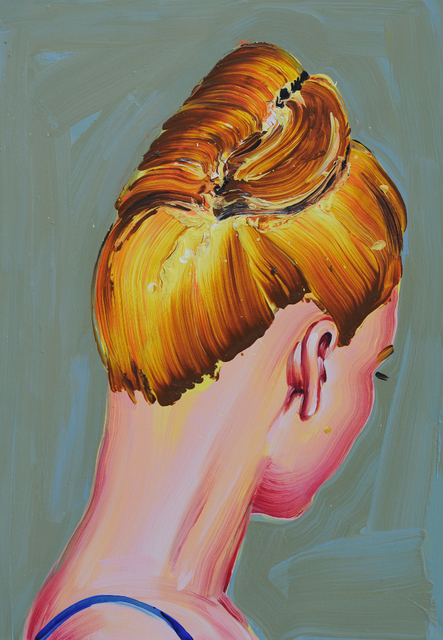 , 'Hairdo,' 2006, Aki Gallery