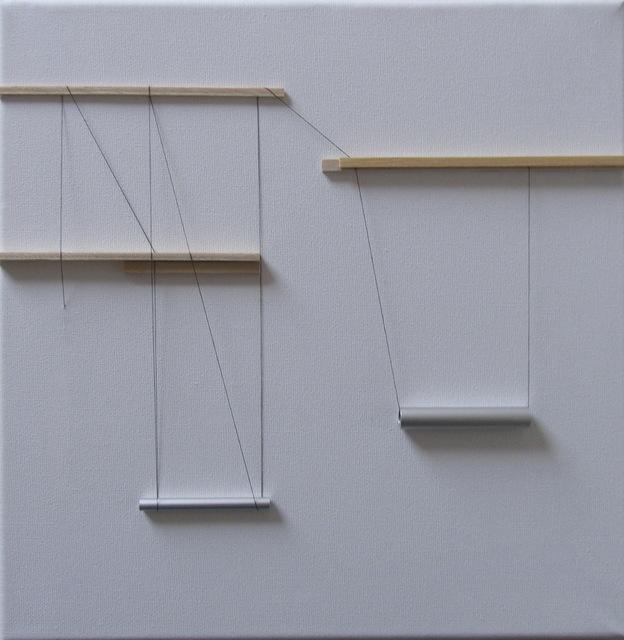 , 'Changing Lanes,' 2015, Ani Molnár Gallery