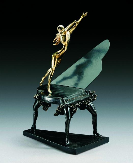 Salvador Dalí, 'Surrealist Piano', 1954, Dali Paris