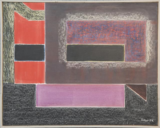 , 'Untitled,' 1959, Gallerí Fold