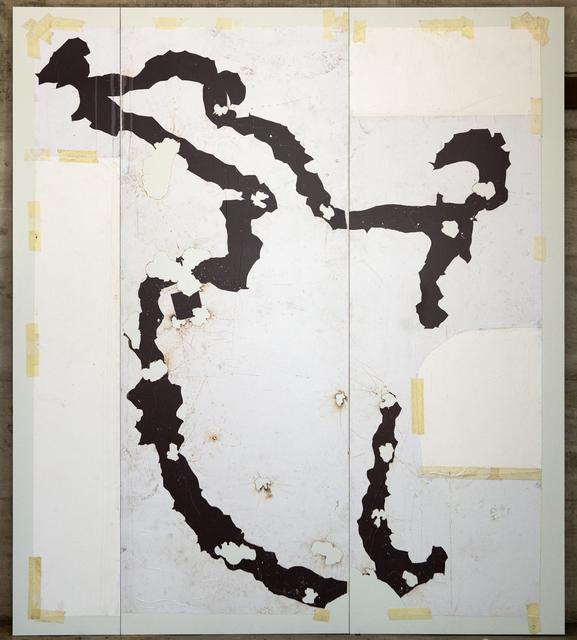 , 'Corte II,' 2015, Terreno Baldío