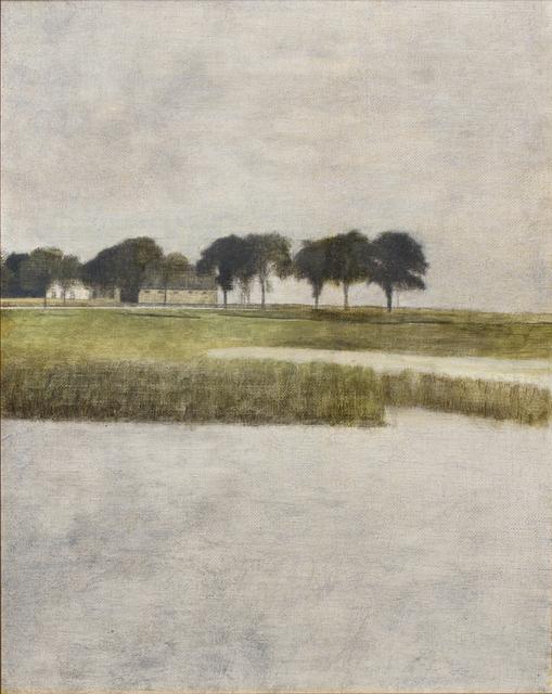 , 'Landscape, Gentofte,' 1903, CFHILL