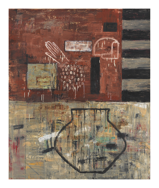 , 'Montana Memories: Salish,' 1988, Garth Greenan Gallery