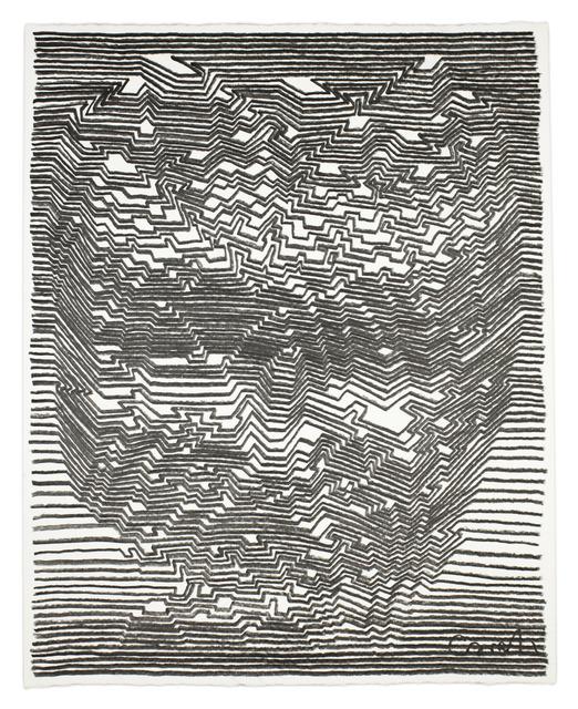, 'Omicron XXXIX,' 2015, Hans Alf Gallery
