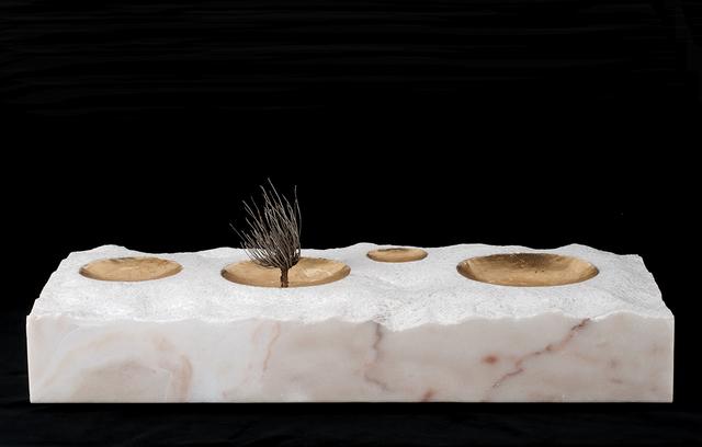 , 'ArbóreoIV,' ca. 201, MA arte contemporáneo