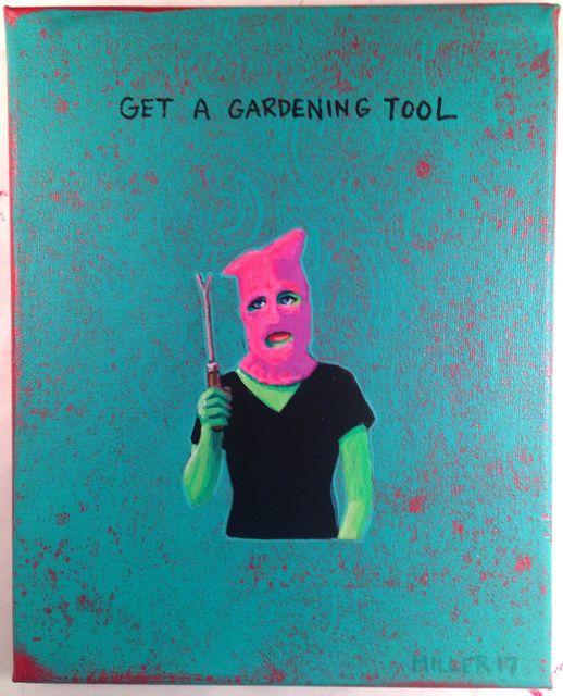 Cathey Miller, 'Get a Gardening Tool ', 2017, Ro2 Art