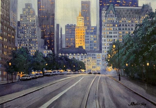 , 'The Plaza New York,' , LaMantia Fine Art Inc.