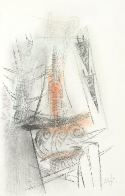 Wifredo Lam, 'Untitled', 1962, Digard Auction
