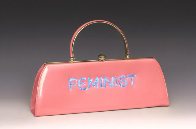 , 'Pred-a-Porter: Feminist #4,' 2015, Nancy Hoffman Gallery