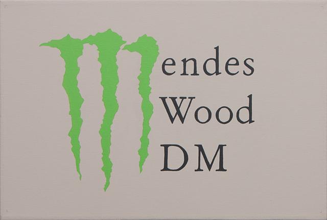 , 'Mendes Wood DM,' 2018, BWSMX