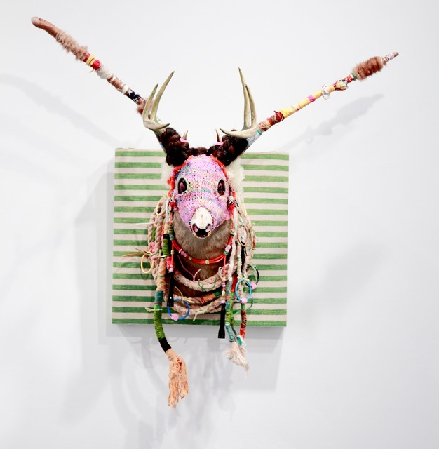 , 'Saint Laree,' , New Gallery of Modern Art