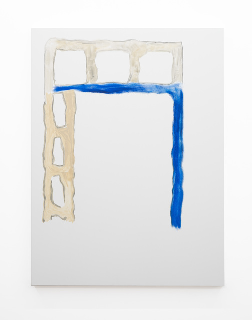 Jamilah Sabur, 'Lattice (white)', 2019, Nina Johnson