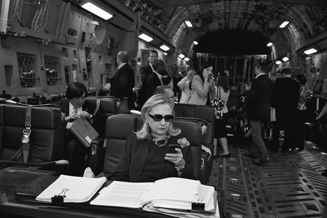 , 'Hillary,' 2011, Addison/Ripley Fine Art