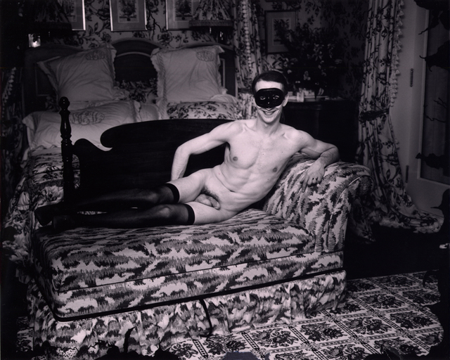 , 'After Bellocq,' 1991, ClampArt