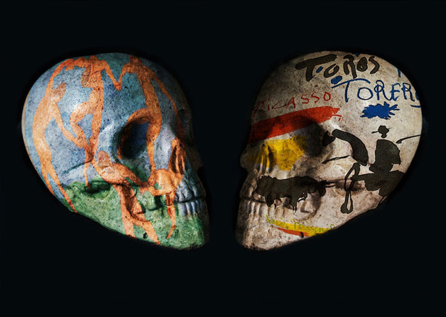 , 'MEMENTO MORTEM - ART FIGHT,' 2010, Mark Hachem Gallery