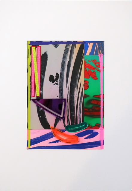 , 'Police Papers 13,' 2018, Annka Kultys Gallery