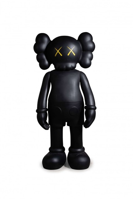 KAWS, 'Four Foot Companion (Black)', 2007, ArtLife Gallery