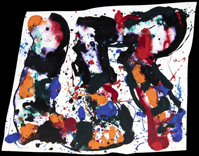 Sam Francis, 'Untitled 1985, San Leandro', 1965, Heather James Fine Art