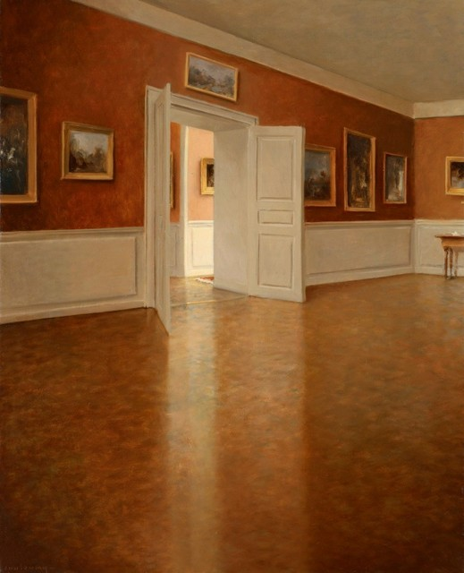 , 'Le Musee,' 2015, Cynthia Corbett Gallery