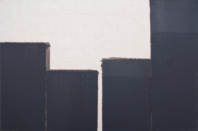 , 'Burnt Umber & Ultramarine Blue,' 1999, Galerie Bhak