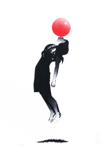 , 'Blow Up,' 2016, Spoke Art