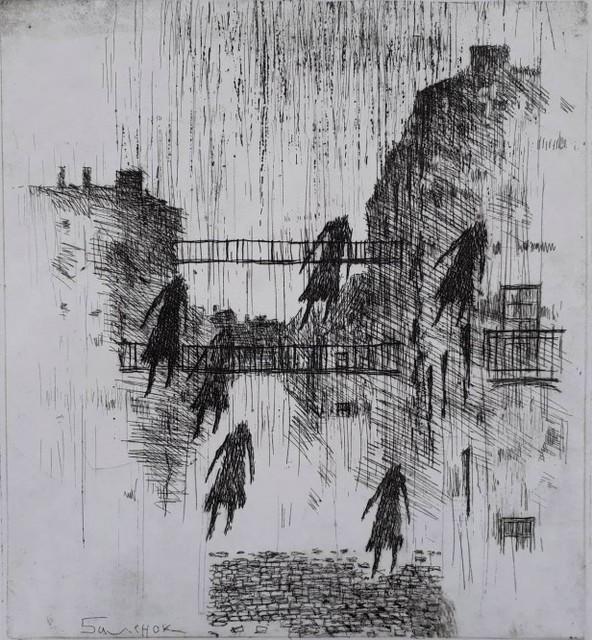 Sergei Balenok, 'started raining again', 2018, Ma.Ma. Art Gallery