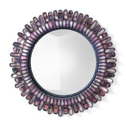 """Gerbera"" Mirror"
