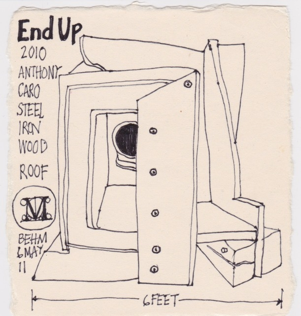 , 'End Up,' 2011, 440 Gallery