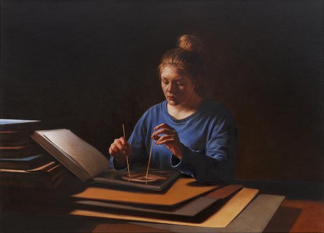 , 'Der Blick,' 2016, REITER