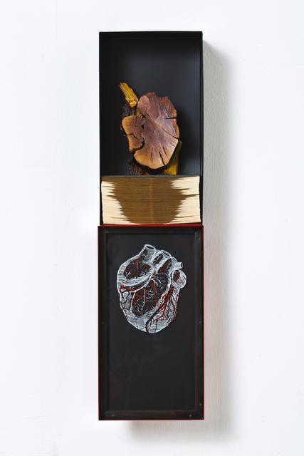 , 'The Fall,' 2017, Dab Art