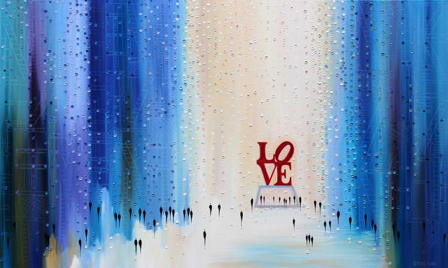 , 'Love Rain,' 2016, Artspace Warehouse