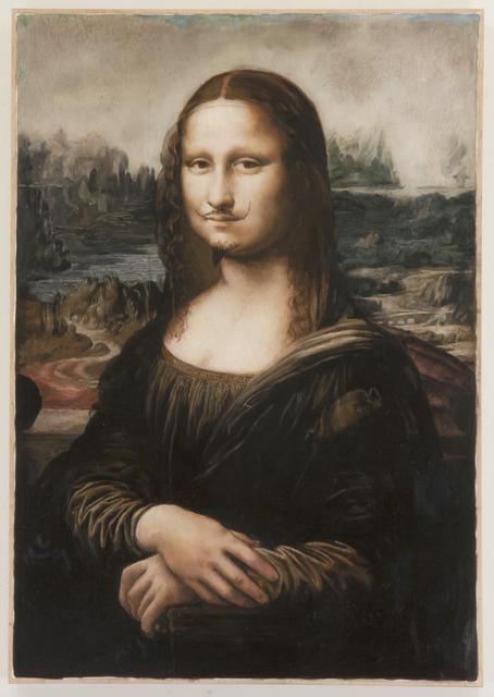 , 'L.H.O.O.Q. Mona Lisa, Restored,' 2015, Francis M. Naumann Fine Art